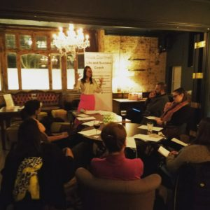 Alice Dartnell Life Success Coach London Consultation Workshop Event Coaching The Wheatsheaf Pub in Tooting Bec