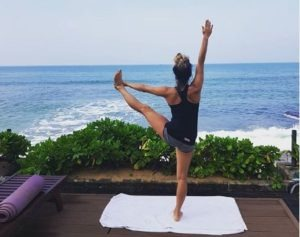 Alice Dartnell Life Sucess Coach Yoga Galle Fort Hotel Sril Lanka