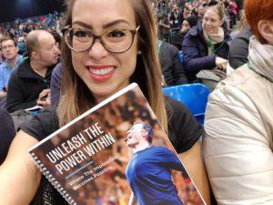 Alice Dartnell Life Success Coach London UK at Tony_Robbins Unleash the Power Within seminar in England UK #tonyrobbins