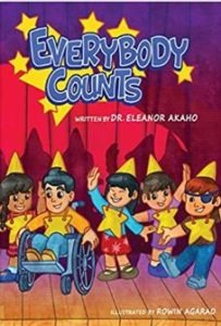 Alice Dartnell Life Success Coach  London Consultation reads childrens Book Everybody Counts by Eleanor Akaho
