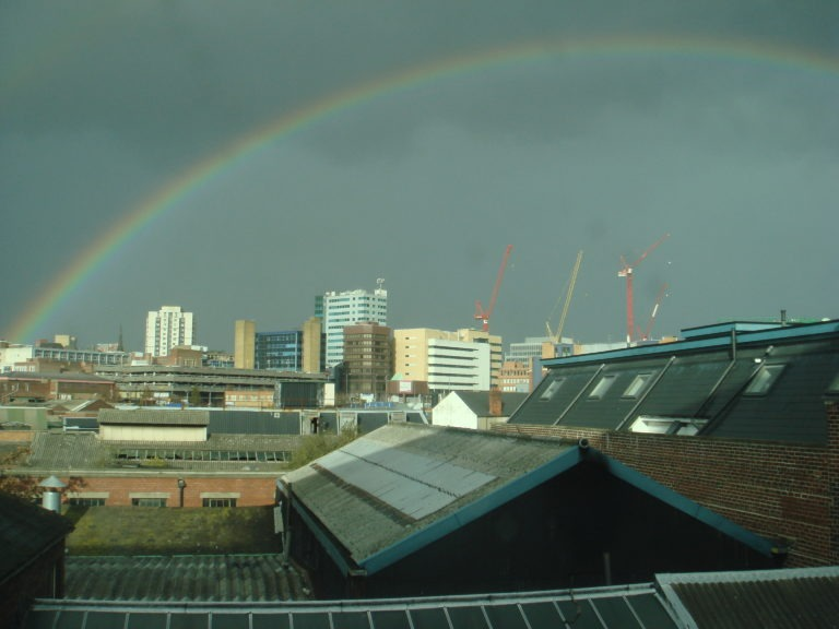 Alice Dartnell Life Success Coach London England owned appartment flat sheffield England rainbow failure learnt lesson