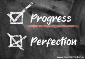 Alice Dartnell Life Success Coach London Consultation Max Lenz  Strive Perfectionism not Progress