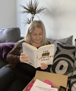 Alice Dartnell Life London Success Coach book Farrah Storr Discomfort Zone Success Box Book Club Failure Success How escape comfort zone
