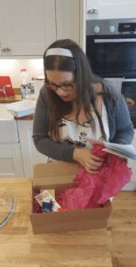 Alice Dartnell Life London Success Coach Success Box Personal development Book Club Subscription Box Parcel