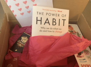 Alice Dartnell Life London Success Coach book Power of Habits Charles Duhigg Success Box Book Club How create positive habit