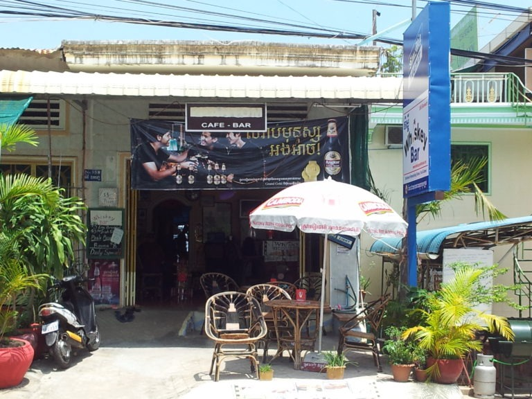 Alice Dartnell Life Success Coach London England owned Whiskey Guest house in Victory Hill, Sihanoukville, Cambodia failure learnt lessons